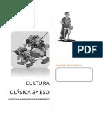 Cultura Clásica Manual 3º Eso