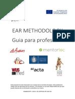 EAR METHODOLOGY - Guidance for Teachers(Spanish)