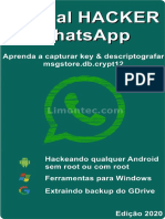 Grátis eBook Manual Hacker Whatsapp