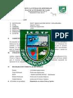 ACTIVIDAD DE APRENDIZAJE 2020 - 05