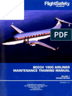 BEECH 1900 AIRLINER MAINTENANCE TRAINING MANUAL V.I.pdf