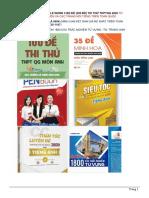 [Loga.vn] Đề thi thử THPT Quốc gia 2020 môn Anh Sở GD&ĐT Bắc Ninh (có lời giải chi tiết).doc