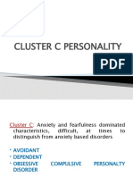 Class cluster -C