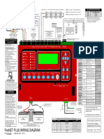 FireNET Plus Wiring Diagram