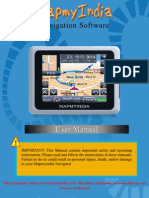 Lx130 Software Manual