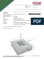 Hilti Anchor Design