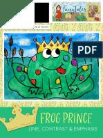 frog prince pdf
