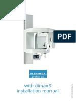 Planmeca Proline XC Instalacion Manual Dimax3.pdf