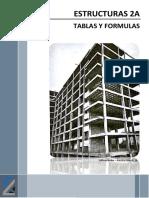 Tablas y Fórmulas - ESTRUCTURAS