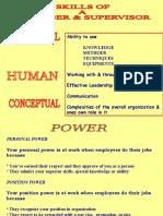 hospitality supervisor skills 1