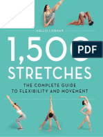 1,500 Stretches the Complete Guide to Flexibility and Movement