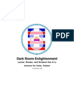 Mantak Chia - Dark Room Enlightenment (2002) (21 Pages)