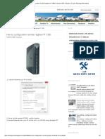 How to configuration remote Hughes HT 1300 _ Tutorial VSAT, Parabola TV dan Teknologi Informatika