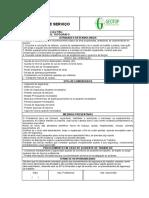 Ordem de Serviço Ajudante de Topógrafo 2