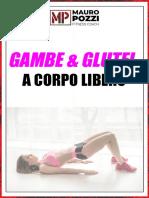 Gambe & Glutei a Corpo libero (2)