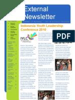 External Newsletter  VOL. 5