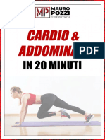 Cardio & Addominali in 20 min