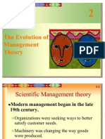 Decdmanagement Theory