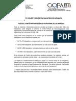 REGLAMENTO DEL COPASST