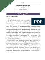 Fichamento_Alma_Filosofia
