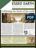 December 2009 Blessed Earth Newsletter