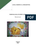 `Boeștean Olga - Tehnologia panificației - Note de curs, 2016.pdf