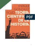 teoria cientifica de la historia parteIyII