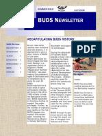 Newsletter Summer