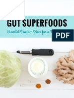 Gut Superfoods - Downshiftology