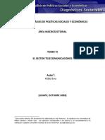 Tomo Vi - Sector Telecomunicaciones
