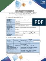 Guía de actividades y rubrica de evaluación - Tarea 2 - Desarrolar ejercicios Unidad 1 y 2 (4)