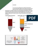 Separación por gradientes de densidad