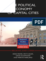 Political Economy of Capital Cities