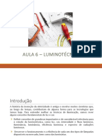 Aula 06 - Luminotécnica