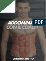 Umberto Miletto - Addominali con il coach