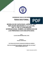 Modelos de capacidad Juridica una reflexion necesaria a la luz del art 12 de la convencion internacional sobre derechos de las personas con discapacidad.pdf