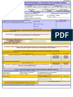 AÇÃO CORRETIVA E PREVENTIVA - 8D - N 07003-19
