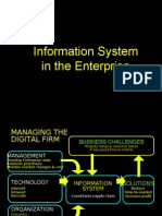 MIS-Information System in the Enterprise