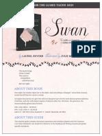 Swan Teacher Guide