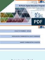PHARM VALIDATION - FAT & SAT - JSK NAGARAJAN.ppt