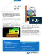Pamfleat - Multibeam Survey and Processing-Charting_product leaflet