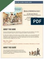 Balderdash Teacher Guide