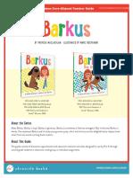 Barkus Series Teacher Guide