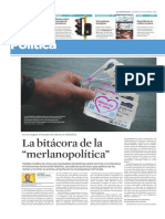 """La bitácora de la """"merlanopolítica"""""""