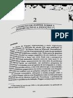 LAKATOS - Falsificação e metodologia nos programas de investigação científica