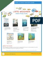 Kate Messner Teacher Guide Misc Titles