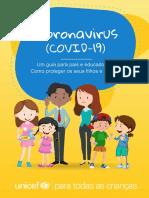 Guia Para Pais e Educadores Coronavirus