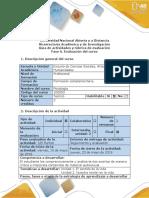 Guía de actividades y rúbrica de evaluación - Fase 6 - Evaluación del curso (1)