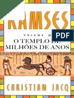 Ramsés - Livro 02 - O Templo de Milhões de Anos - Christian Jacq