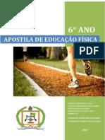 6 ANO APOSTILA DE EDUCAÇÃO FÍSICA